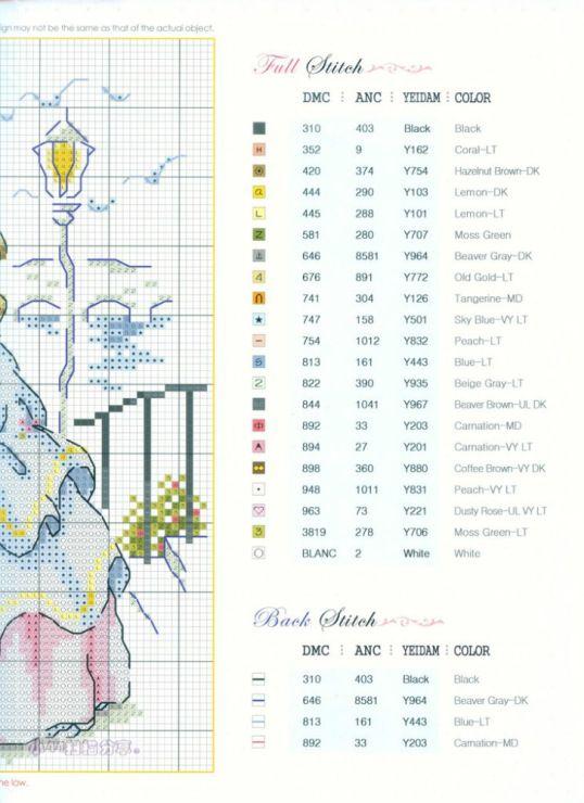 Gallery.ru / 66 - Схемы фирмы SODA - Olise-111