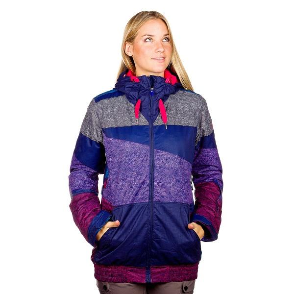 Roxy Valley Hood Jacket 3 Women