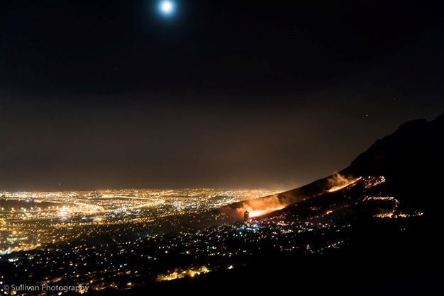 GALLERY: Strong winds fuel Cape Town inferno | News24 Sad and Scary, our beautiful CPT on fire