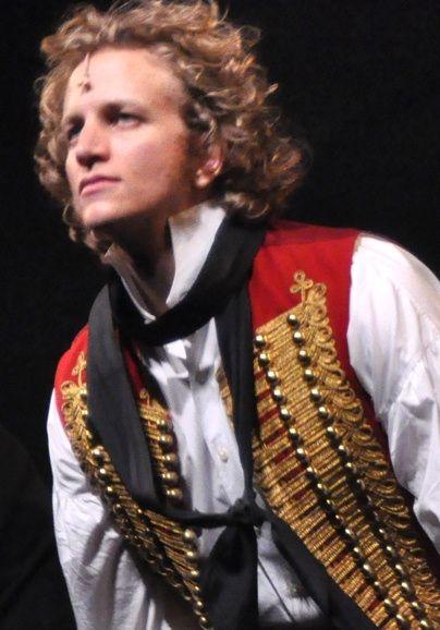 69 best Les Misérables - Enjolras images on Pinterest Les - musical theater resume