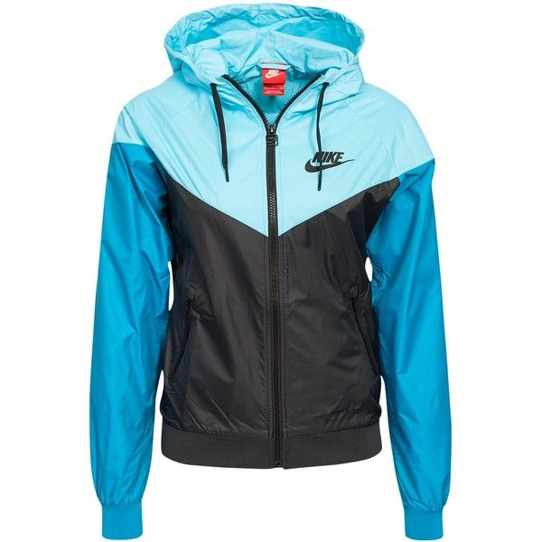 Nike Windrunner ($99) ❤ liked on Polyvore featuring outerwear, jackets, nike, shirts, tops, patterned, womens-fashion, print jacket, zipper jacket and slim jacket