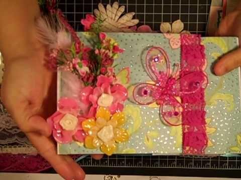 207 Best Kathy Orta Videos Images On Pinterest Mini Album Tutorial