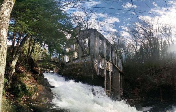 Carbide Ruins Gatineau Park Quebec  album in comments