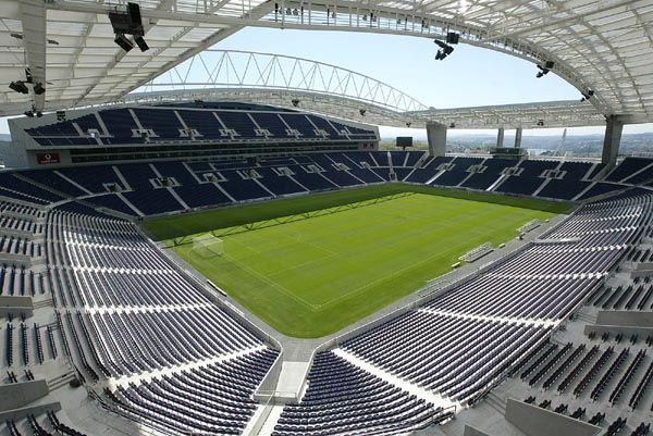 Estàdio do Dragao in Porto, Portugal