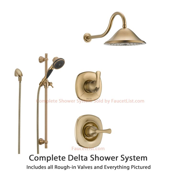 70 best Shower Systems images on Pinterest | Shower systems ...