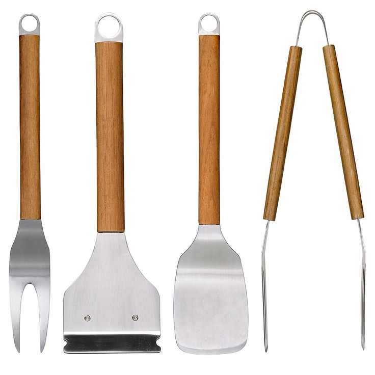 4 Piece BBQ Set - Sagaform