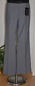 Elegante Nadelstreifen Hose von LAURA SCOTT Größe 42 (kurzgröße 21) NEU | eBay