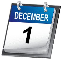 It's December! We are happy to begin a new month! What are you working on & running towards for the new year?  www.pagedomination.com