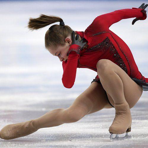 #Yulia Lipnitskaya figure skating   Tumblr