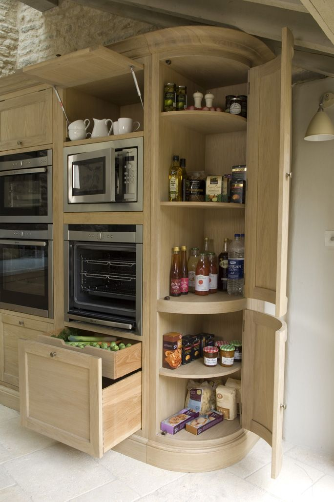 Henley Kitchen storage