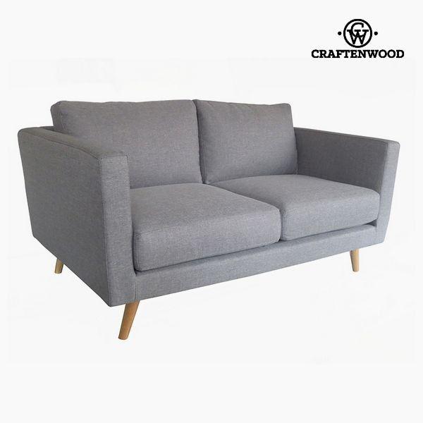 El mejor precio en Hogar 2017 en tu tienda favorita https://www.compraencasa.eu/es/sofas-sofas-camas/94834-sofa-de-2-plazas-madera-de-pino-terciopelo-gris-148-x-88-x-83-cm-by-craftenwood.html