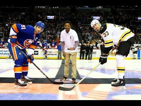 Boston Bruins - New York Islanders Özet 19.01.2018