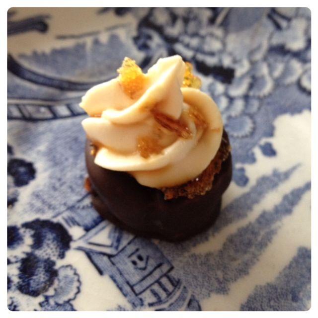 Chocolate Banoffee Bites