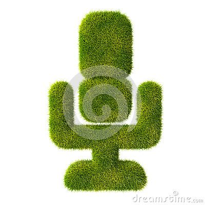 Bitchin' microphone icon. May double for cactus icon.