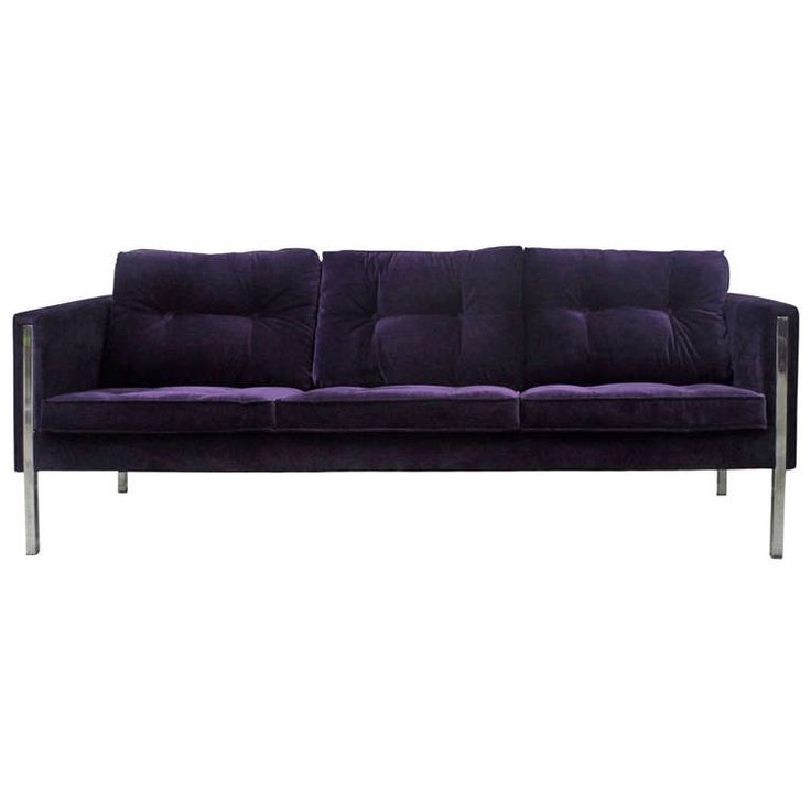 Pierre Paulin Sofa Type 442/3 for Artifort, 1962 | From a unique collection of antique and modern sofas at https://www.1stdibs.com/furniture/seating/sofas/