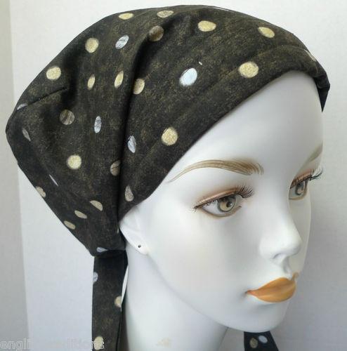 Cancer Chemo Hat Alopecia Hair Loss Scarf Turban Headwrap Bad Hair Day Cover | eBay
