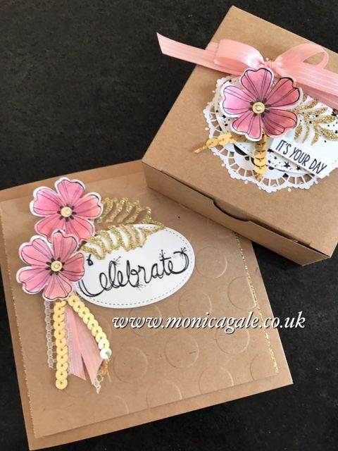Flower Shop gift ideas from Stampin' Up!