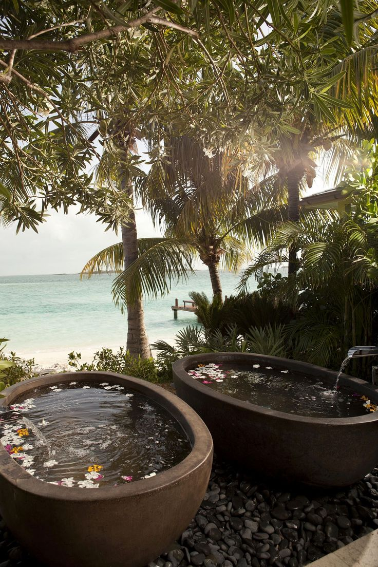 Musha Cay Owned by world-renowned illusionist...   Luxury Accommodations