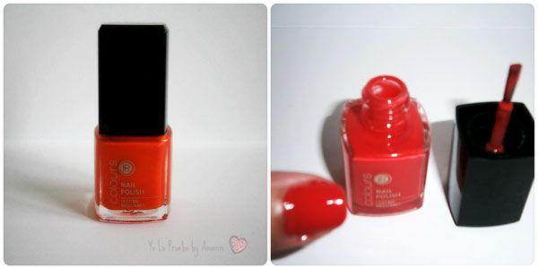 Esmalte de uñas con efecto brillo duradero LR  http://yolopruebo.muchoblogs.com/cosmetica-lr/