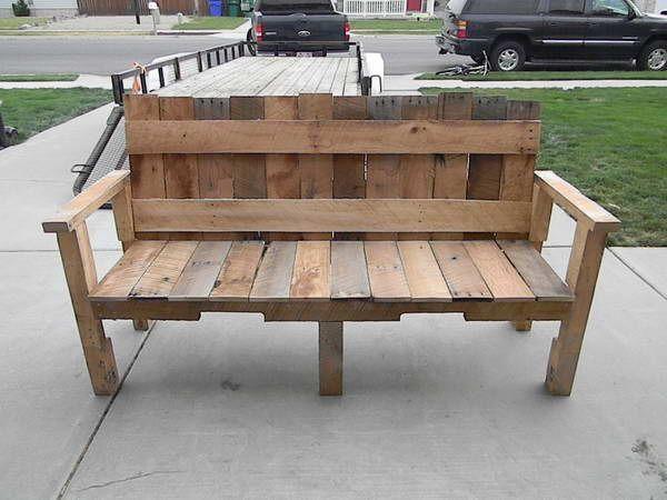 Pallet Furniture Benefits Of Using Wood Pallet Furniture Wood Pallet Furniture With