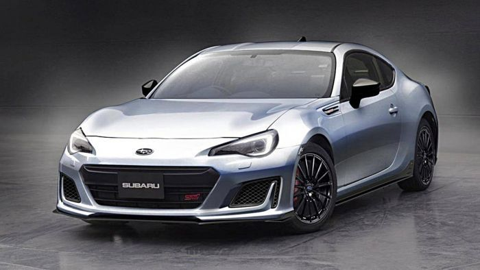 2018 Subaru Brz Sti Overview and Price