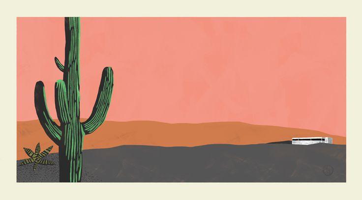 desert livin'
