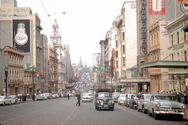 Melbourne 1960s