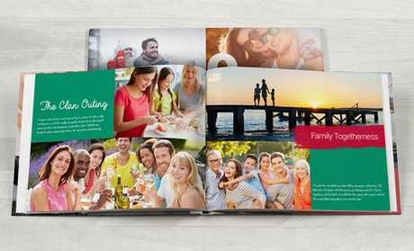 image for Up to 88% Off 40-Page Custom Photo Books