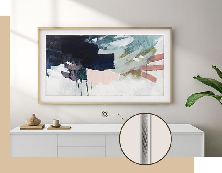 The Frame Ls03t Tv Review And Specs Samsung Australia In 2020 Framed Tv Frame Hanging Picture Frames