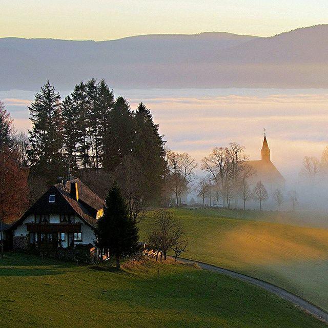 Black Forest, St.Peter, Germany (by El2deepblue)