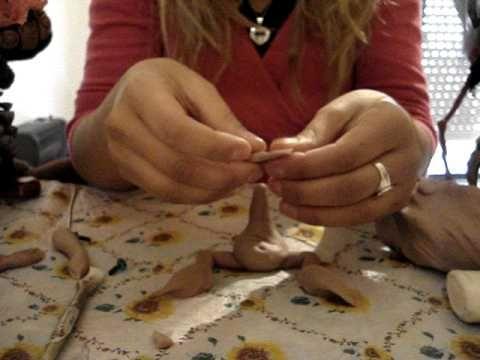 Tutorial creando un duende Andrea Abdine