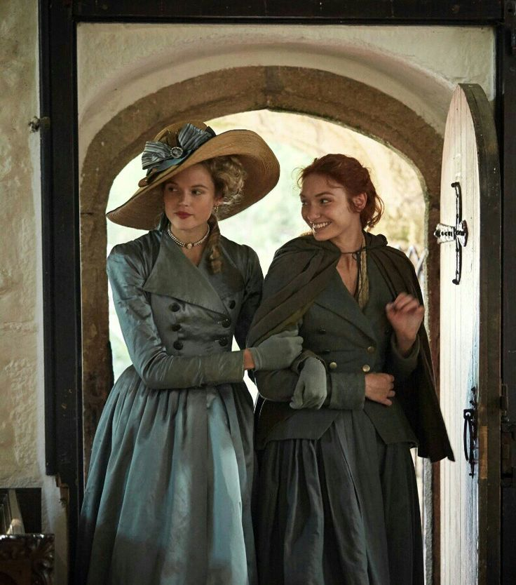 Demelza and Caroline in season 3