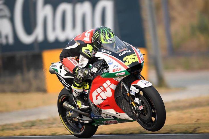 """MotoGP - Cal Crutchlow: """"As asas aerodinâmicas são um desperdício de dinheiro"""" - MotoSport - MotoSport"""