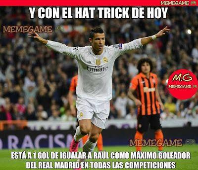 Los mejores memes del Real Madrid-Shakhtar: Champions 2015 - LIGA ESPAÑOLA 2015-2016