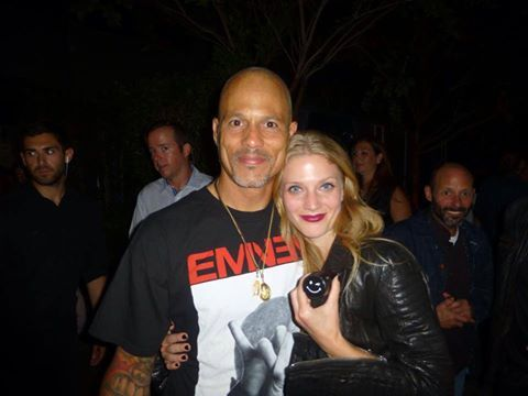 David Labrava (Happy) & Winter Ave Zoli (Lyla)