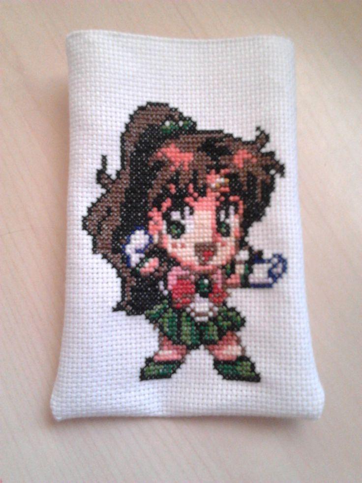 Sailor Jupiter http://animestitchblg.wordpress.com/2014/03/16/020-sailor-jupiter/
