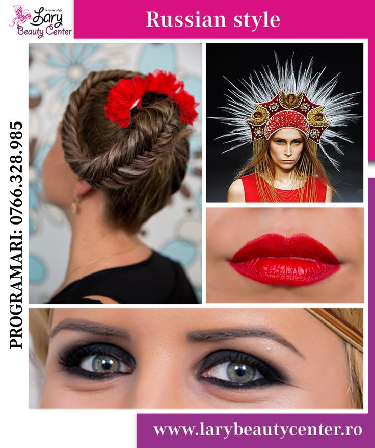 russian style http://www.larybeautycenter.ro/