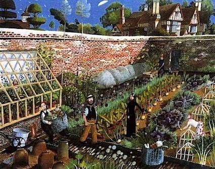 Richard Adams: Artful Allotment, Craft, Adams Richard, Arts, Garden Art, Adams S Kitchen, Adam S Kitchen