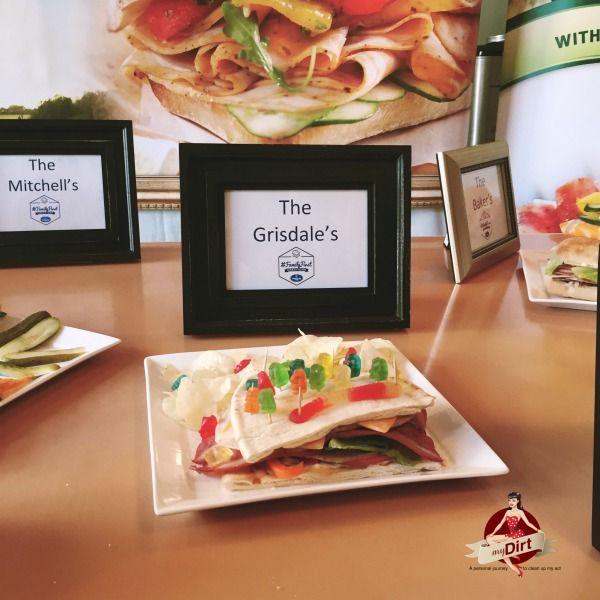 Creative Sandwiches! #FamilyFirst #NaturallyfromtheFarm