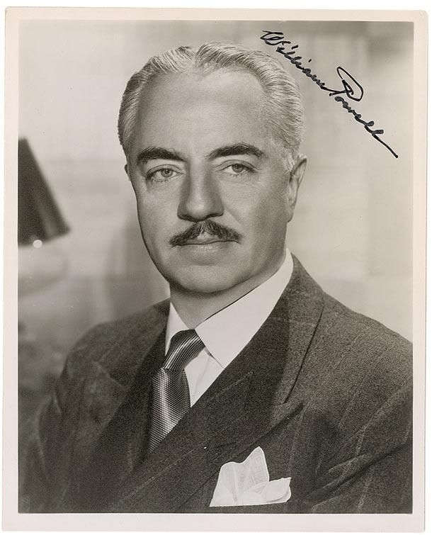 181 best images about William Powell on Pinterest | Judy ...