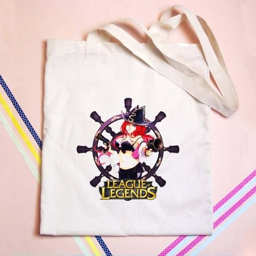Miss Fortune League of Legends Tote bag - GOGOLFNW.COM