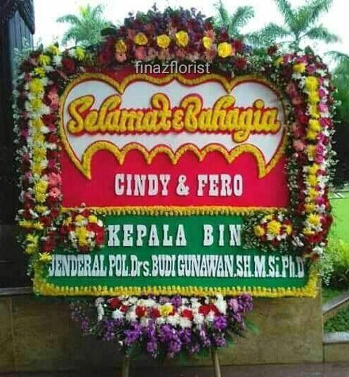 Toko Bunga daerah Tanah Abang Jakarta Pusat adalah Finaz Florist sekaligus penyedia bunga segar pilihan dan menerima pesanan berbagai Bunga Ucapan