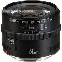 canon EF 24mm f/2.8 $349