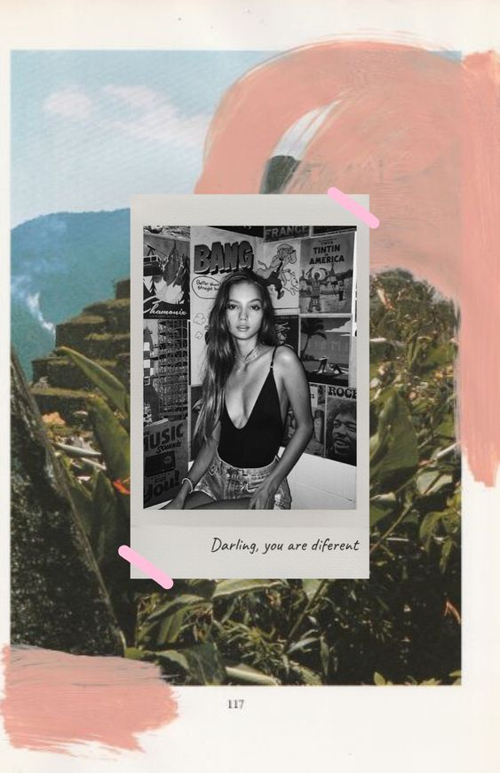 We're Collage lovers here. Are you an aspiring graphic designer? Feed your d...