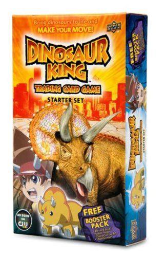 Upper Deck Dinosaur King TCG - Starter Deck Upper Deck https://smile.amazon.com/dp/B001K5Y30M/ref=cm_sw_r_pi_dp_x_jnAAybY8Y632C