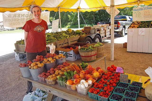 Very cool! Hope to see this across the country. - A SNAP Farm Stand? USDA Expands Access to Fresh, Local Food