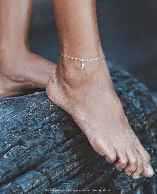 Babyanything anklet
