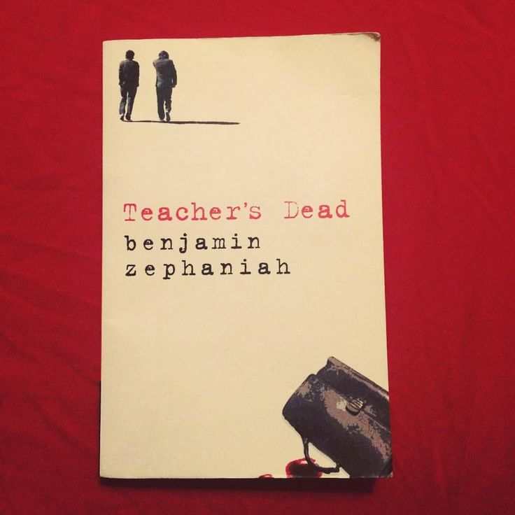 5/40: A book written from from a child's perspective: Benjamin Zephaniah's Teacher's Dead: When I was living in England a client gave me this and I loved the simple title. Telling yet intriguing. Jackson embarks on a quest for the truth and we join him in his search. Jackson's empathy is what makes this book great and worth reading.