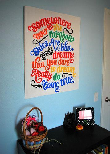 Wizard of Oz Nursery.....because i'd kind of have to.