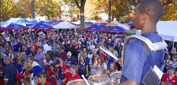 We may or not achieve a national championship this year, but the Bleacher Report has already ranked Ole Miss football weekends the No.1…